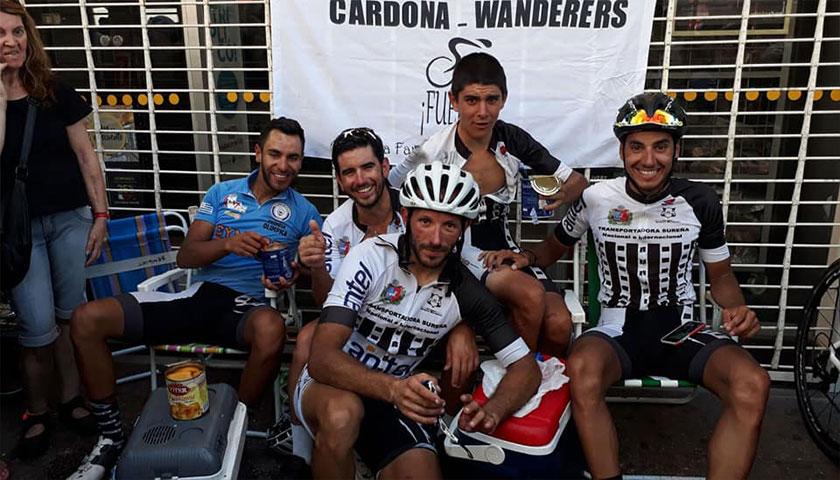 """""""El Cardona Wanderers Cumplios con sus Objetivos"""""""