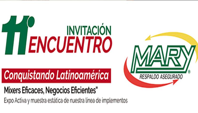 LANZAMIENTO DEL 11 ENCUENTO MARY