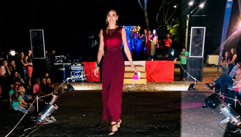 Carnaval de Fcio. Sánchez desfile aspirantes a Reina 2018