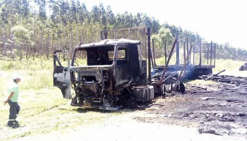 """""""Fatal Incendio del Camion de Toto Gonzales"""""""