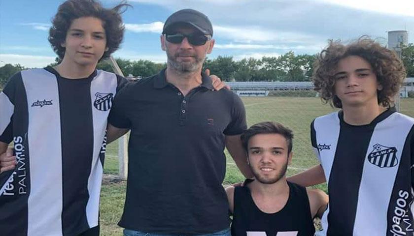 FAMILIA DE SANGRE BOHEMIA!!