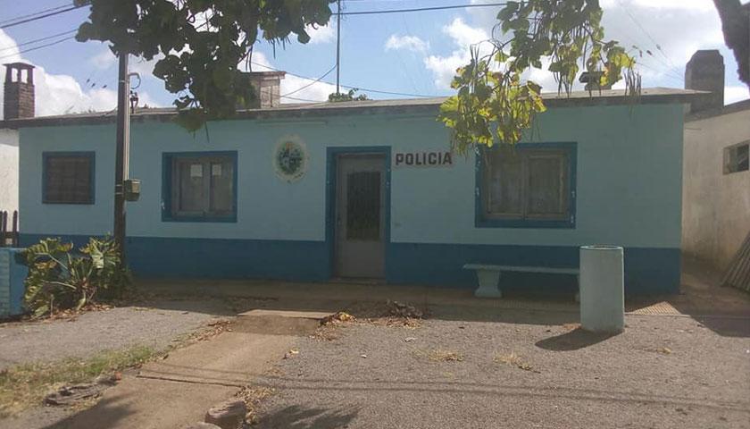 EGAÑA CUENTA CON POLICIA ESTABLE!!