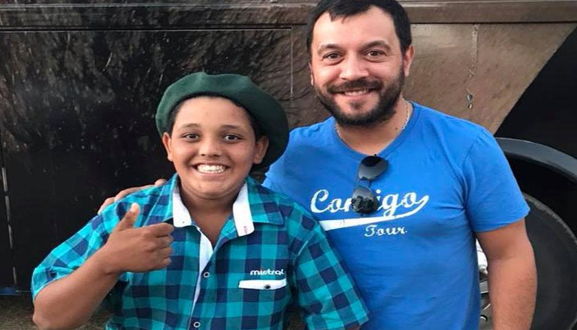 Un campeón de la vida el Gran niño Anthony Núñez