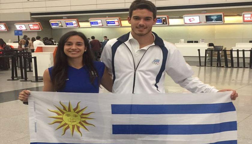 Sudamericano de Volley Playa en Uruguay