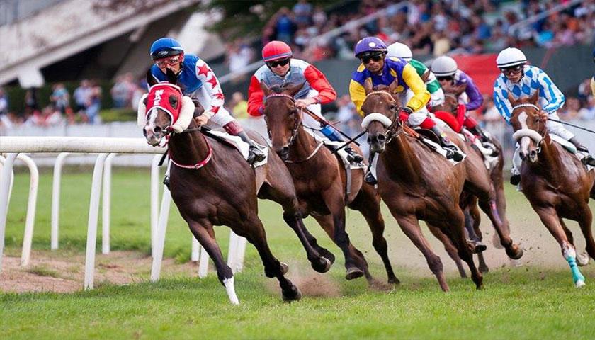 Carreras de caballos el 25 en Pista Malibú Ampliación Larrañaga Soriano Uruguay