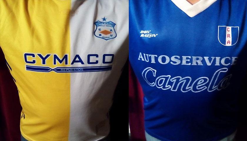 Club Santa Catalina sigue recibiendo camisetas para su colección