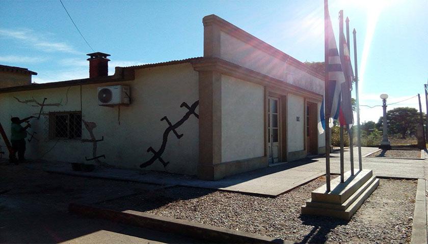 """""""Nuevas Instalaciones de Casa Fertil en Cardona Soriano"""""""