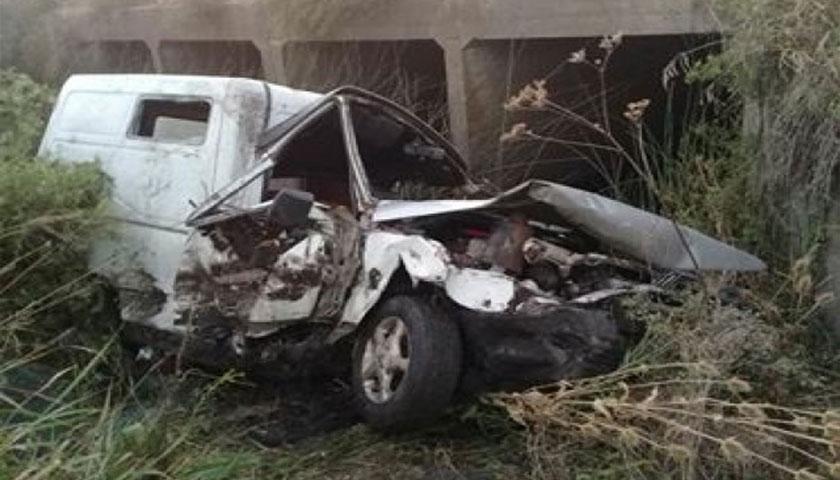 """""""FATAL ACCIDENTE EN RUTA 106 EN CERCANÍAS DE MIGUELETE"""""""