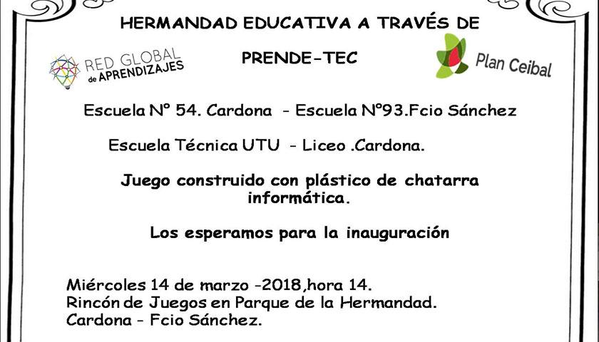 JUEGOS CONSTRUIDOS DE CHATARRA INFORMATICA