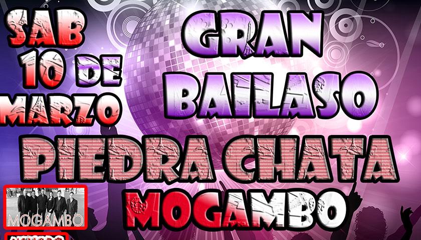 MAÑANA GRAN BAILASO EN PIEDRA CHATA!!