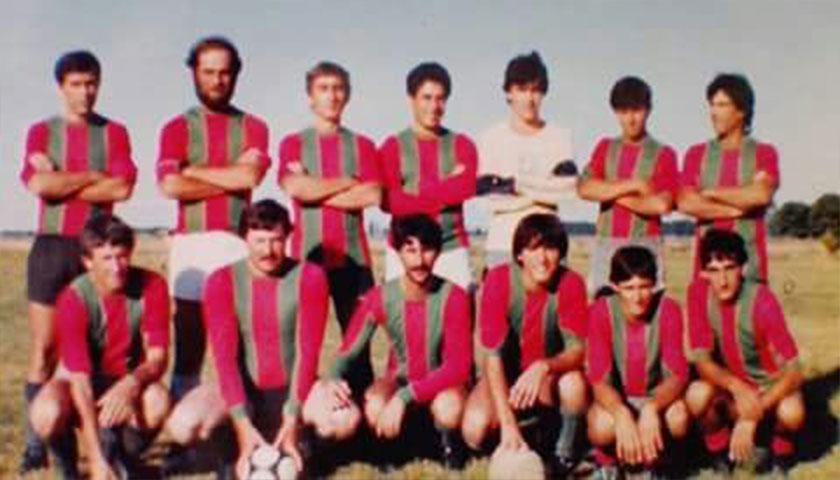 Club Rampla Jrs de Risso Año 1984