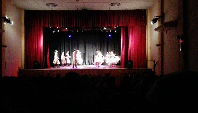 Ballet Folklórico Juvenil del Sodre en Teatro Artigas Cardona