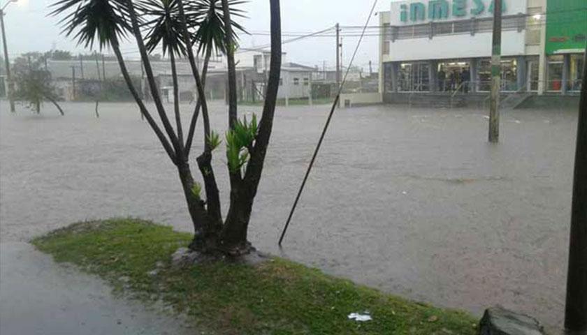 Metsul advierte inundaciones en nuestro país y pronostica que la situación empeorará