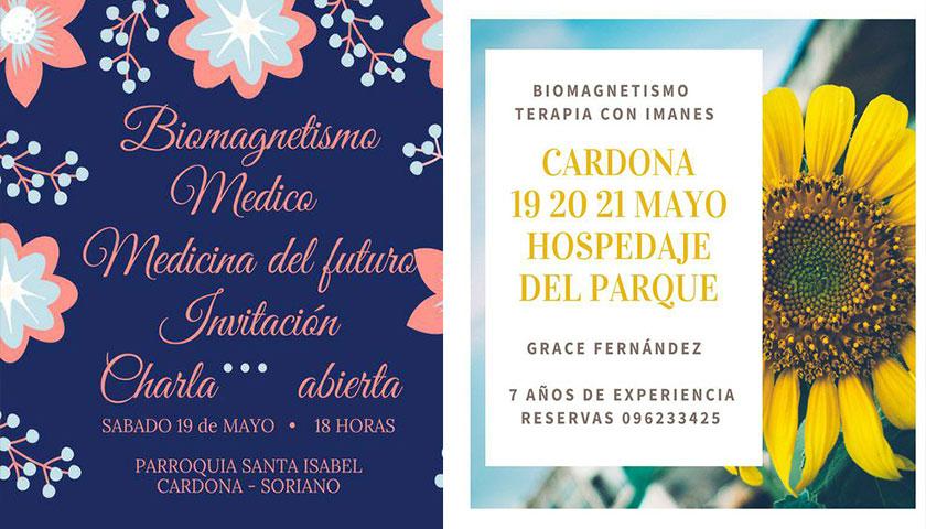 La terapeuta Graciela Fernandez dictara una charla informativa el sábado 19 de mayo