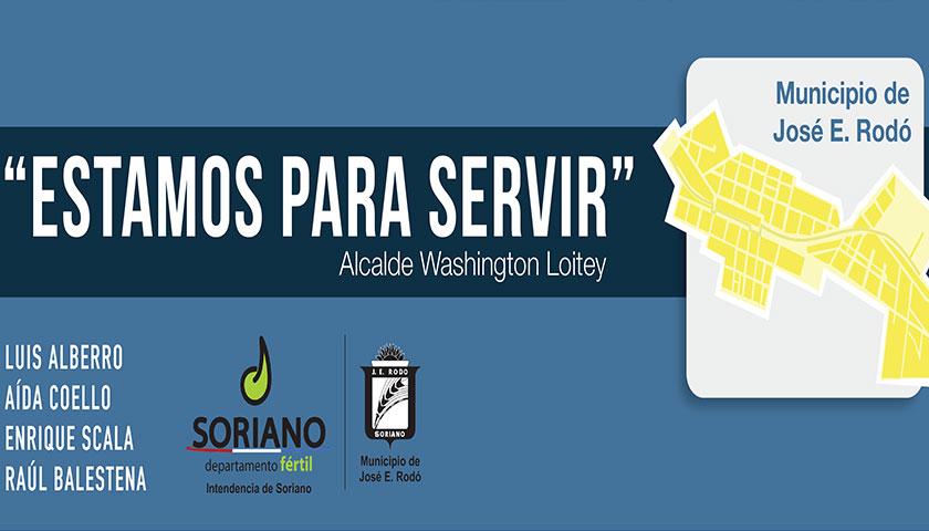 Municipio de Rodó continua con sus trabajos!!!