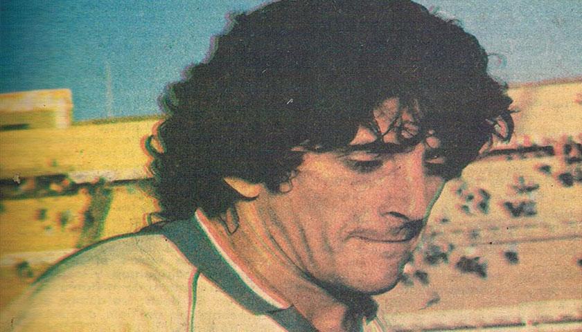 De Egaña Soriano recordamos a William Gutierrez jugador profesional de Futbol