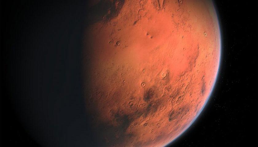 Marte estará más cerca que nunca de la Tierra en julio