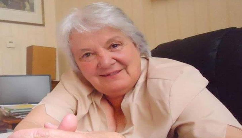 Hoy nos visito en Cardona la Vice Pte de la República Lucía Topolansky
