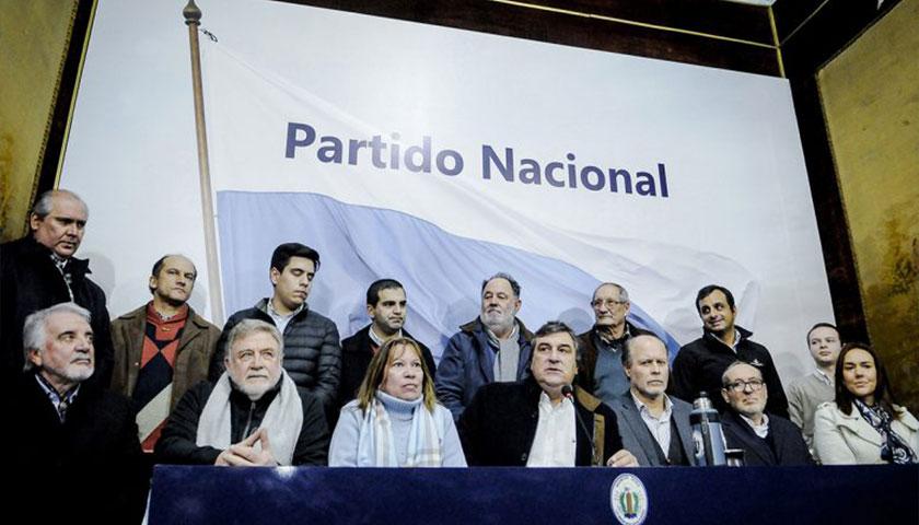 """María de Lima Vicepresidenta: Quedó conformada la nueva agrupación """"Mejor País"""""""