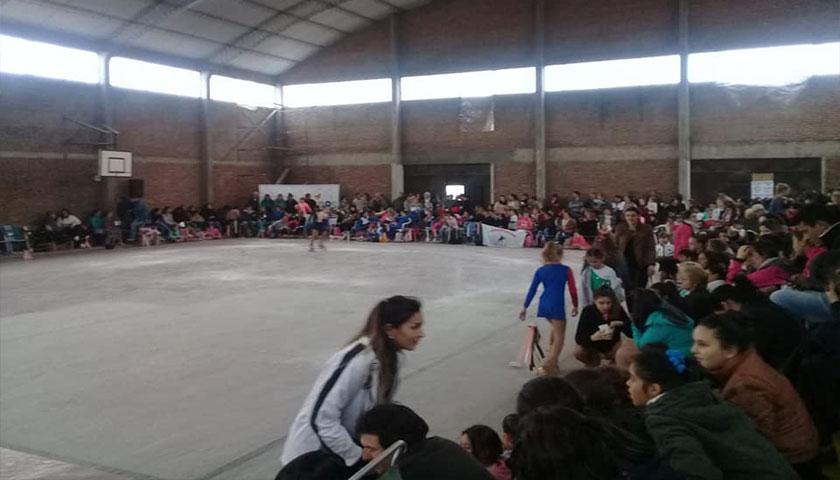 Festival de Patin en Palmitas Wanderers