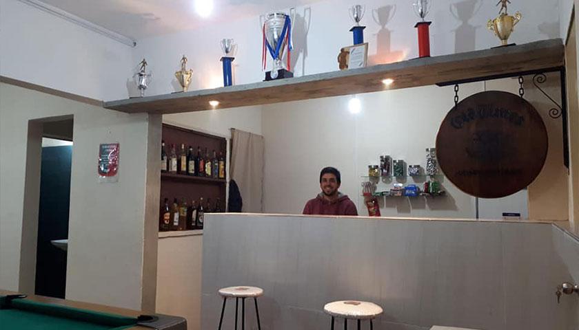 Se esta  reabriendo nuevamente Cantina del Club Colonia de Florencio Sánchez