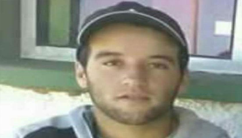 Esta tarde fue hallado el cuerpo sin vida del joven Lucero Loitey