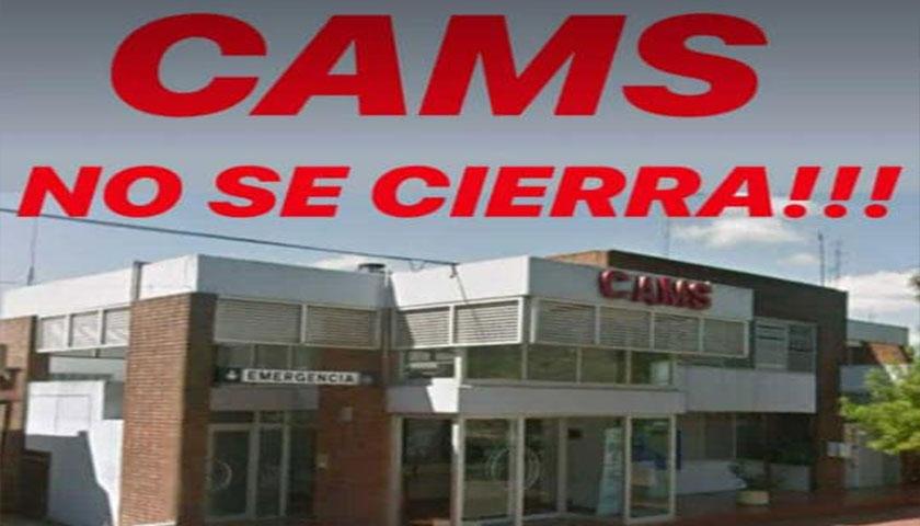 "Convocatoria para mañana hora 11 frente a Cams Cardona ""Posible cierre"""