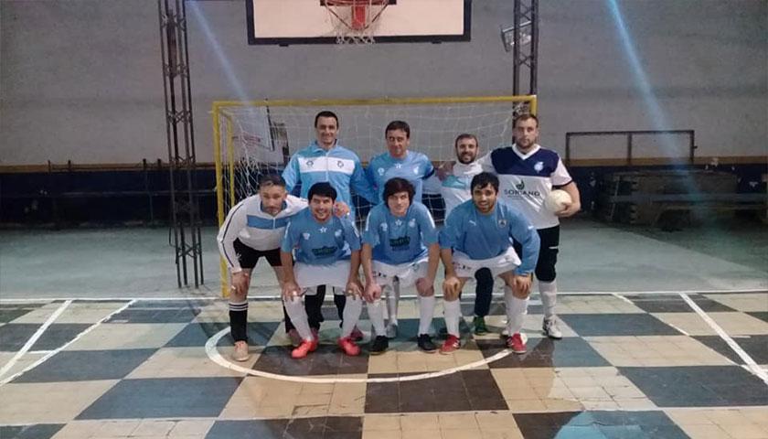 Cayó Cardona Futsal de visita ante Benfica