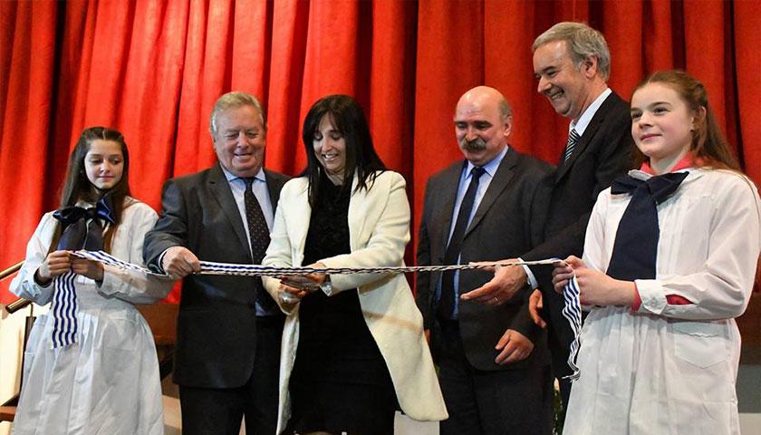 Se inauguró el Centro Cultural Cine Rex de Tarariras