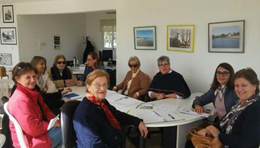 LA SECRETARIA DE TURISMO INICIO PREPARATIVOS POR LA 14ª FIESTA DE LA ROSA