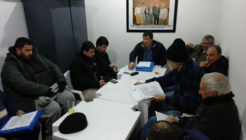 Nueva Reunión de la Liga de Fútbol de Cardona, en la sede del Club Unión