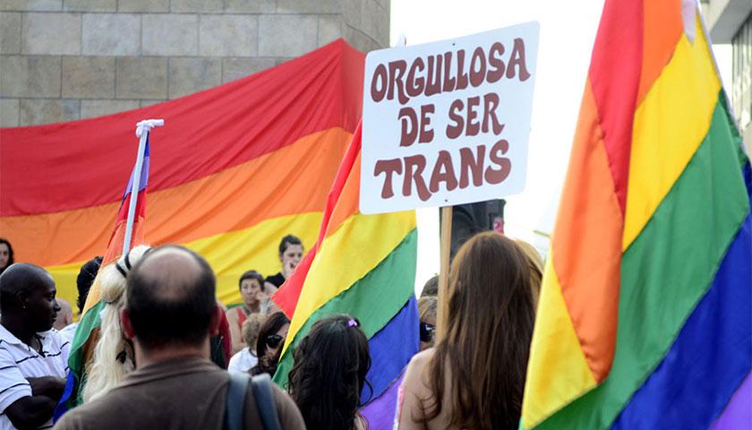 PROYECTO DE LEY INTEGRAL PARA PERSONAS TRANS