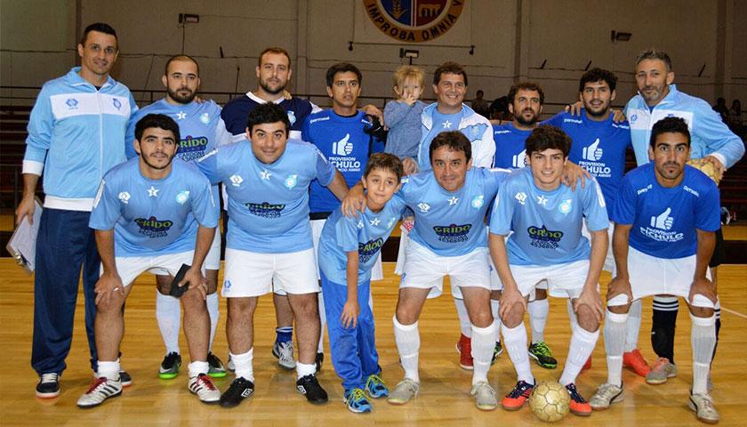 Queremos informar que por razones climáticas Futsal Suspendido
