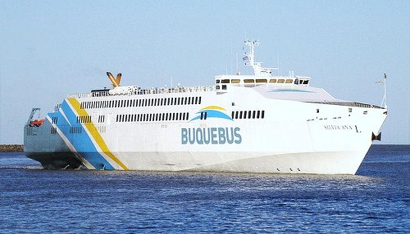 Sorprendente contaminación del buque Silvia Ana L en aguas del Río de la Plata