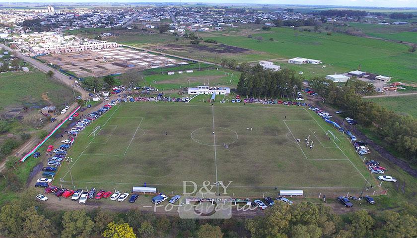 Espectacular Video del Drone de D&Y FOTOGRAFIA 📸🎬🎥 Nacional Campeón Tabla Anual⚽🏆