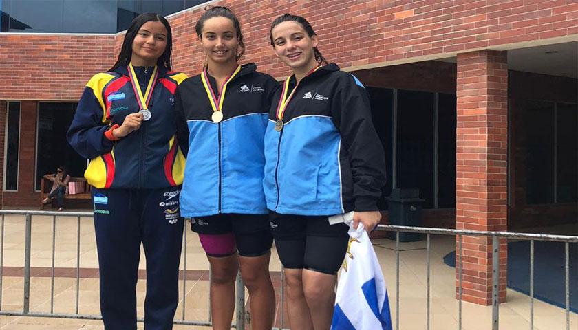 Natación: Uruguay suma tres oros en la Copa Pacifico Juvenil de Guayaquil, Ecuador