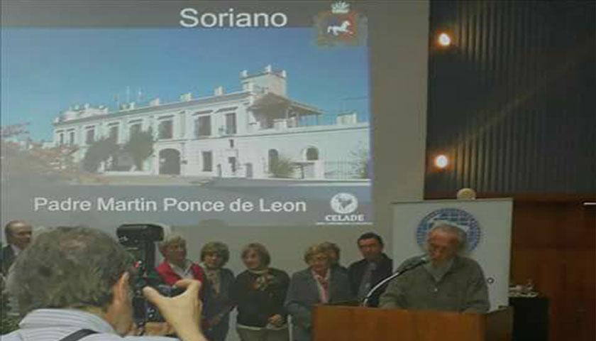 EL P. MARTIN PONCE DE LEON RECIBIO EL PREMIO A LA EXCELENCIA CIUDADANA 2018