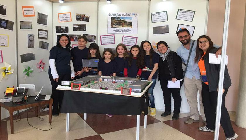Alumnos de la Escuela N° 49 de Colonia premiados por el Programa Túnicas en Red
