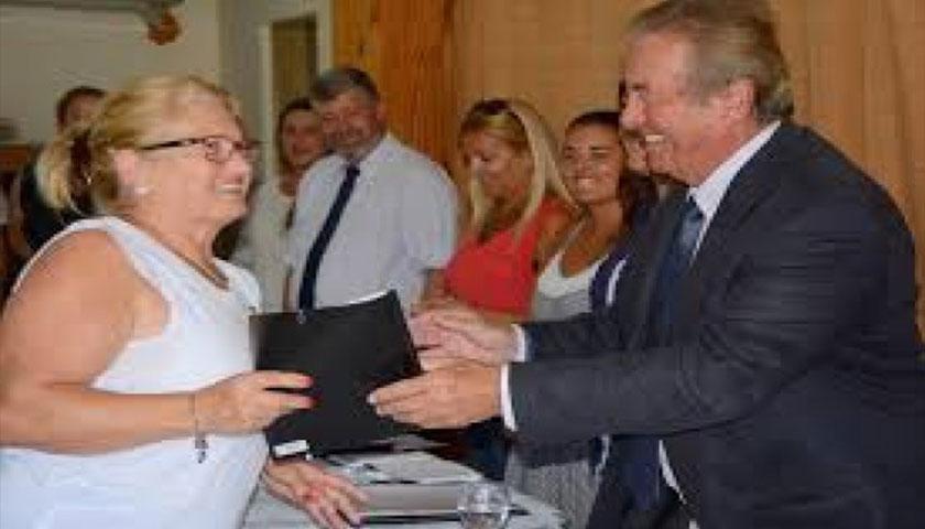 28 familias de Nueva Helvecia se beneficiarán con el Plan Rehabilitación Urbana