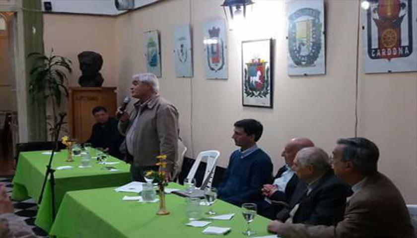 ANIVERSARIO DEL HOGAR DEL CLUB SORIANO