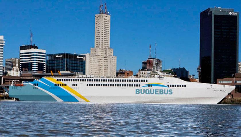 Buquebús no viajará dos días y tendrá frecuencia reducida otros dos durante cumbre del G20