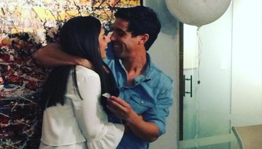 Más enamorados que nunca: se casan Matías Pérez y la diputada Valentina Rapela