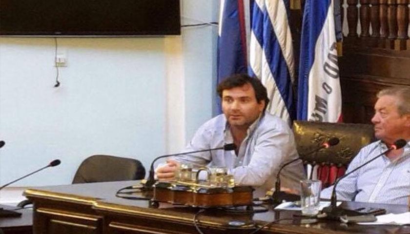 """Dr. Mario Colman: """"Zimmer y ASSE hicieron un acuerdo entre ellos sin pasarlo por la Junta"""""""