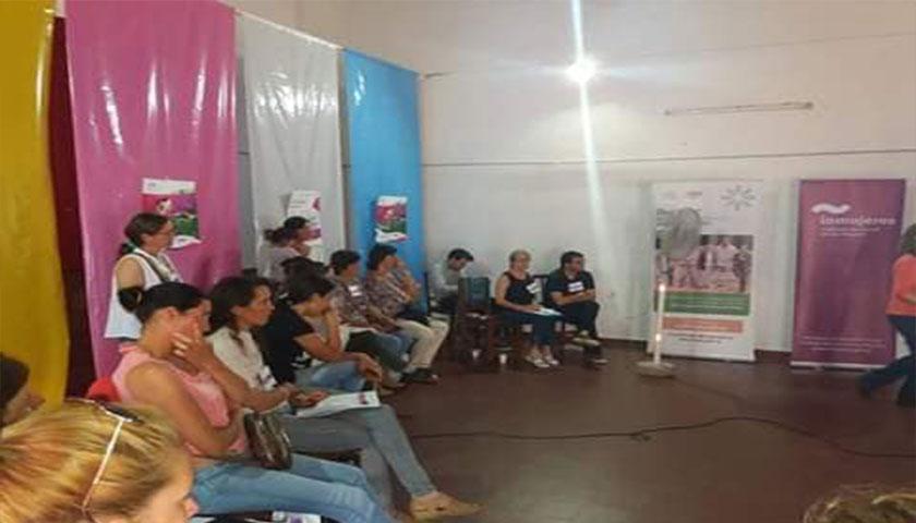 ENCUENTRO DEPARTAMENTAL DE MUJERES RURALES