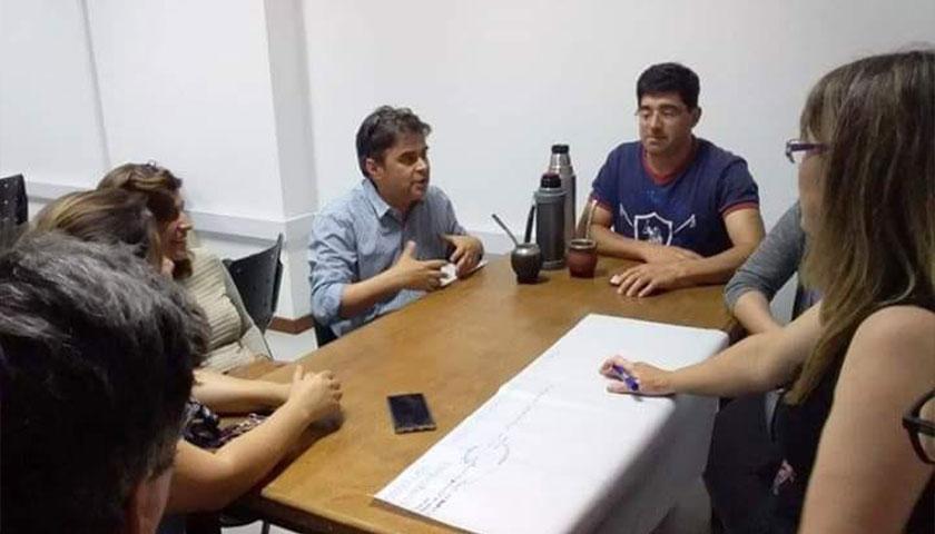 O.S.E. aprobó la ampliación de la red de saneamiento para el Barrio La Lata
