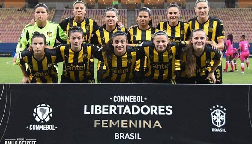 PEÑAROL FEMENINO SE DESPIDE DE LA COPA LIBERTADORES