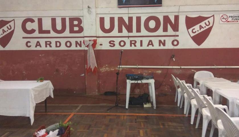 Club Unión de Cardona con su Fiesta!!
