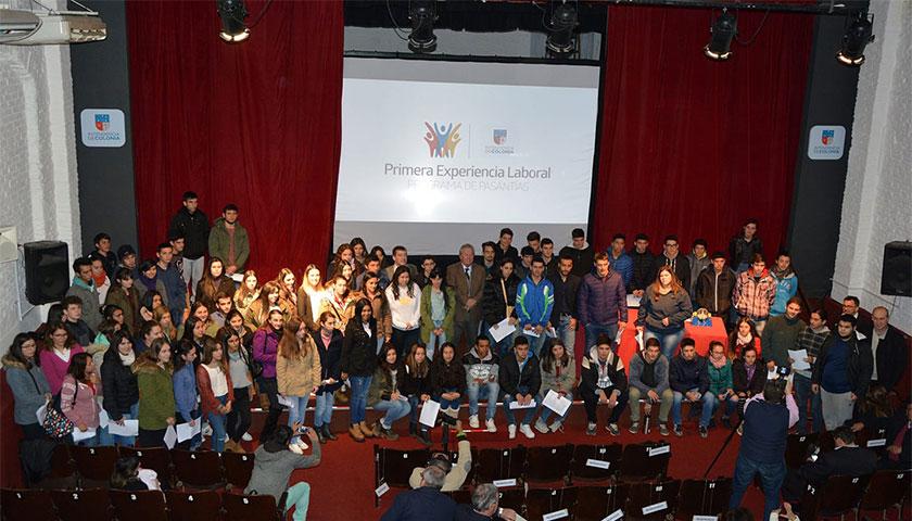 """Programa """"Primera Experiencia Laboral""""  46° Edición"""