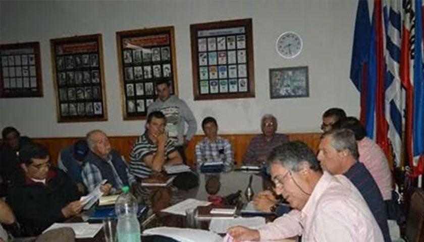 MERCEDES:CONSEJO DE LA LIGA DEPARTAMENTAL DESPIDIO LA TEMPORADA
