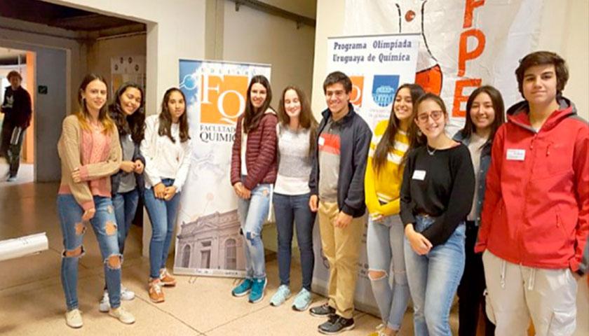Estudiantes Sorianenses Lograron Premiación en las Olimpíadas Nacionales de Química